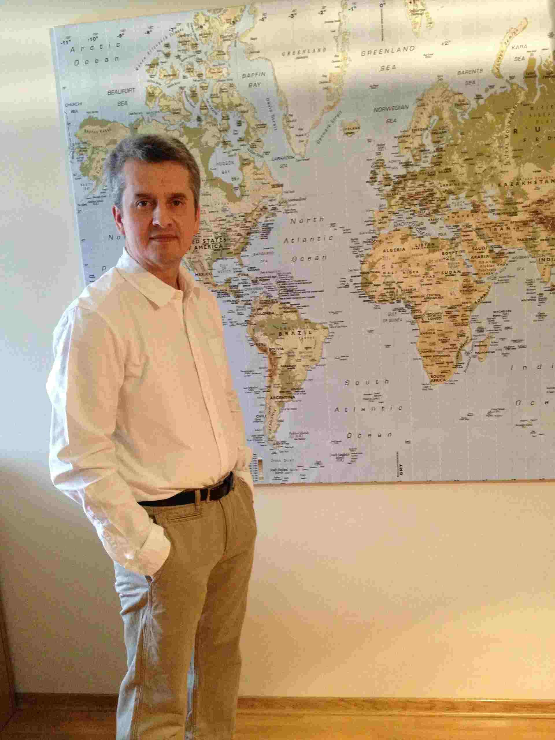 Jan Sabat – Szkolenia z zarządzania utrzymaniem ruchu