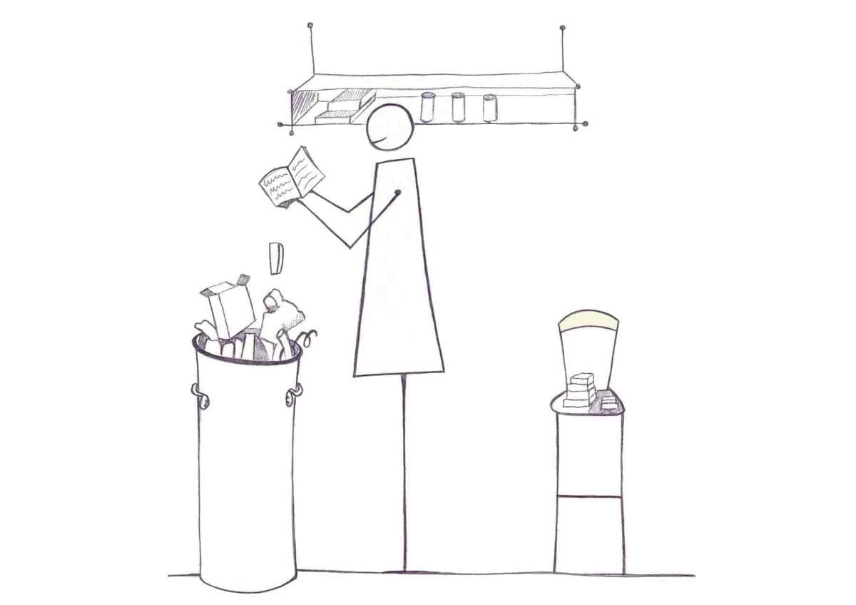 Lean Manufucturing - Szkolenia 5S - sortuj, sprzątaj